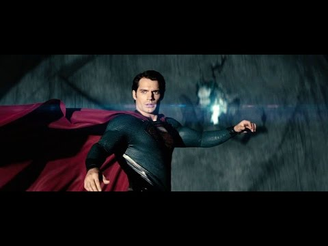 All - Man Of Steel