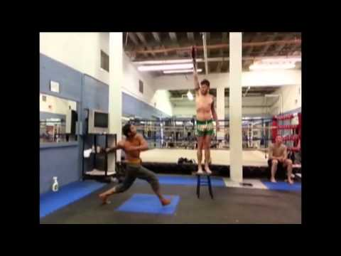 Tony Jaa Fun And Practice For Ff71 video
