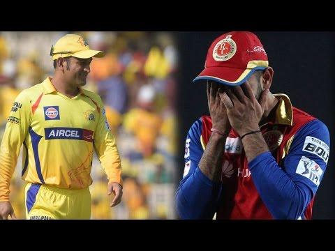 IPL 8: Virat Kohli in Tears as RCB fails to reach final