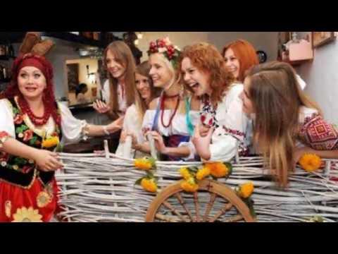Svadobná kolekcia ukrajinskej piesne - Весільна збірка українських пісень