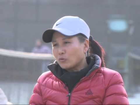 Tennis star Li Na: life before fame