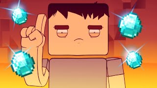 "EPIC MINEQUEST 2 | ""Quest for Diamonds"" by Sam Green Media"