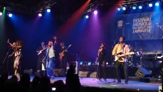 Compagnie Creole Collé Collé LIVE HD 15 Aout 2009 Gaspe