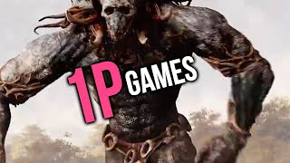 Top 20 NEW Single Player Games of 2019