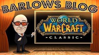 Barlow's Blog: Classic Server