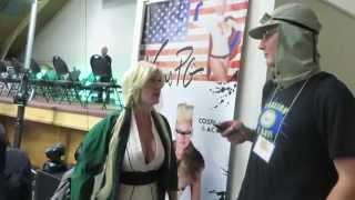 Cooper DF Interviews Vegas PG at LCC