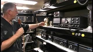 California Hammin': Steve Airola W6RXK's Hamshack Tour