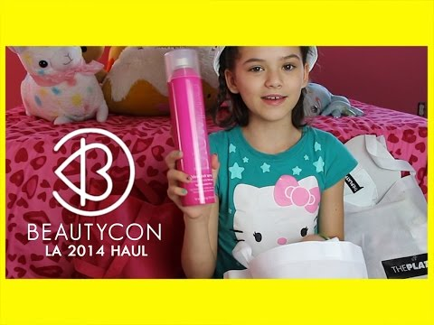 BEAUTYCON LA 2014 HAUL!  |  KITTIESMAMA