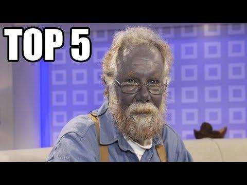 TOP 5 - Neuvěřitelných Lidí