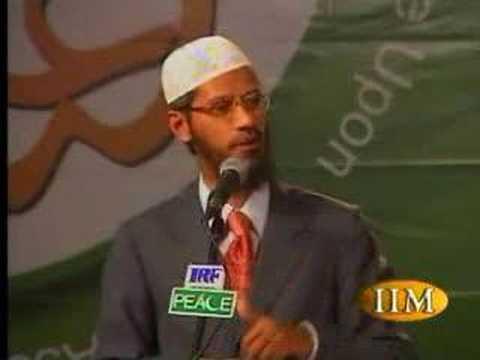 Dr. Zakir Naik :Prophet In Hindu Scriptures (6-7)