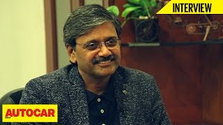 Interview | CV Raman | Maruti Suzuki India | Autocar India Video Podcast