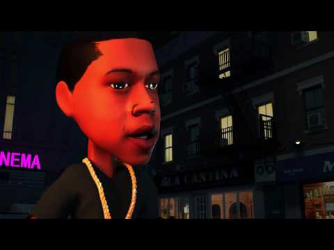 "Creative Block TV - ""MORE ENERGY"" f/ Jay Z & BWay"