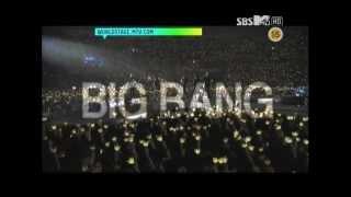 SBS MTV [WORLDSTAGE: BIGBANG] SPOT