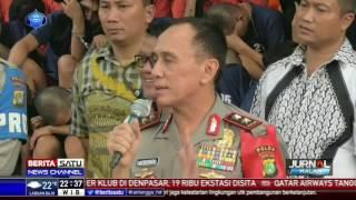 Polisi Larang FPI Jemput Kepulangan Rizieq di Bandara