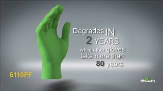Biodegradable Glove - Exclusive to Delta Health and Safety