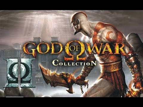 GOD OF WAR COLLECTION HD - PARTE 2 - PS3 - GAMEPLAY TCHEGAMER