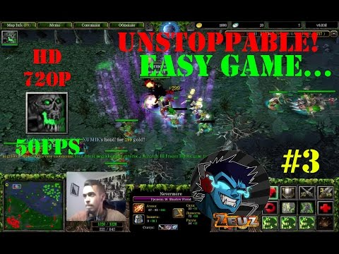★DoTa Nevermore SF - GamePlay | Guide 6.83 ★ Unstoppable! ★ #3