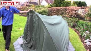 NASH H-GUN STRONGBOW BIVVY REVIEW