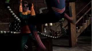 Superman vs Spider-Man XXX Porn Parody Trailer