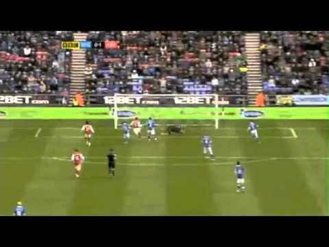 Mikel Arteta Goals 2011 2012 Season