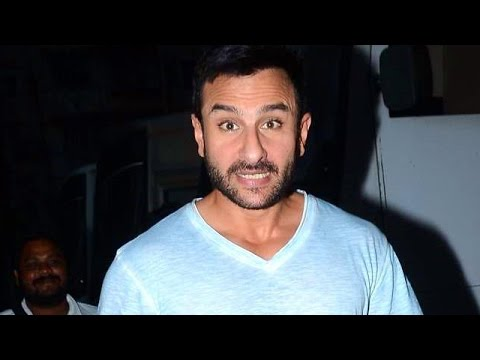 Saif Ali Khan's EXCLUSIVE UNCUT INTERVIEW For Phantom