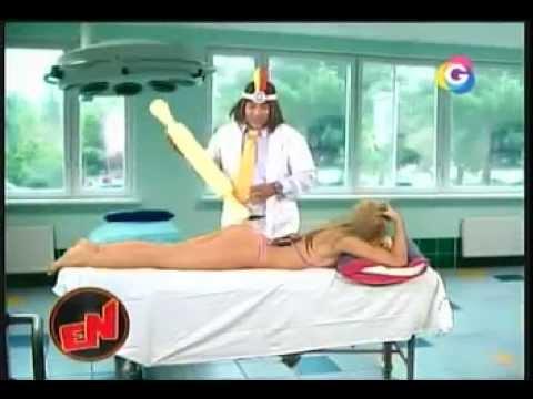 Romina Gachoy - El Noticioso (Dr. Max Sano)