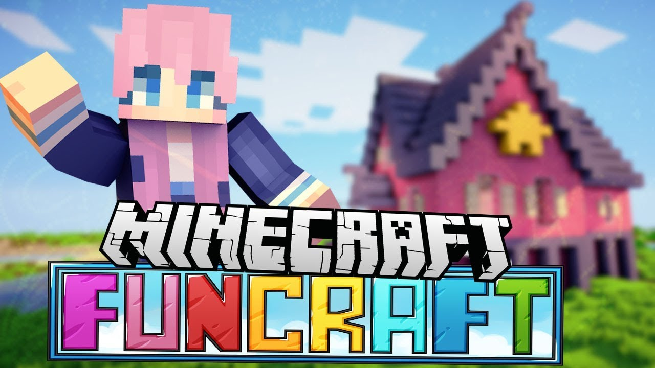 Fairly Odd House! | Ep. 3 | Minecraft FunCraft
