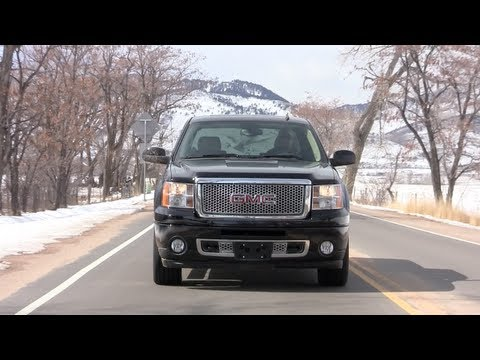 2013 GMC Sierra Denali 1500 AWD 0-60 MPH Mile High Performance Test