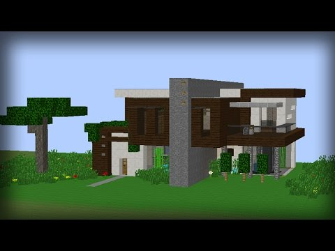 Tutorial de como hacer una casa moderna 7 by alanfull98 - Como acer una casa ...