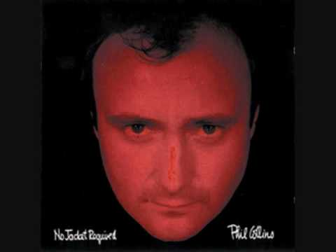 Phil Collins - We Said Hello Goodbye