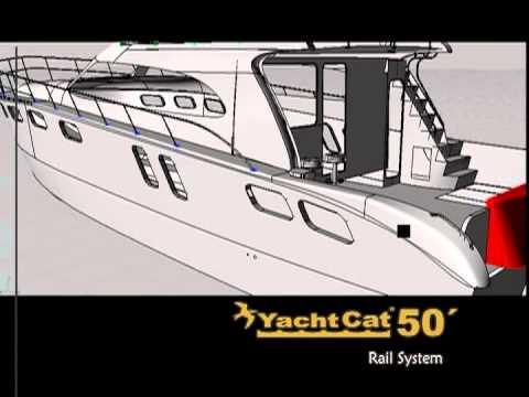 YACHTCAT 50 PROCESS DESIGN