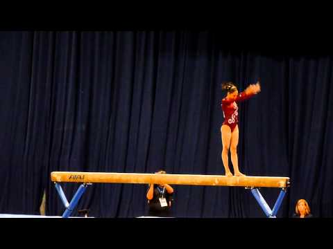 2011 US Classic Sabrina Vega BB