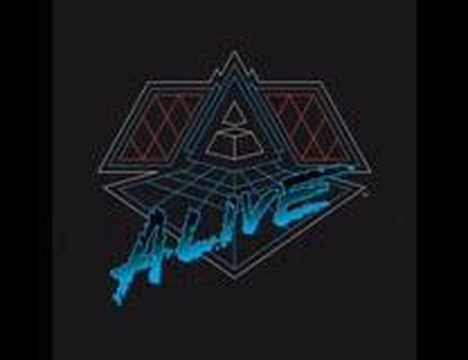 Too Long / Steam Machine - Alive 2007 - Daft Punk