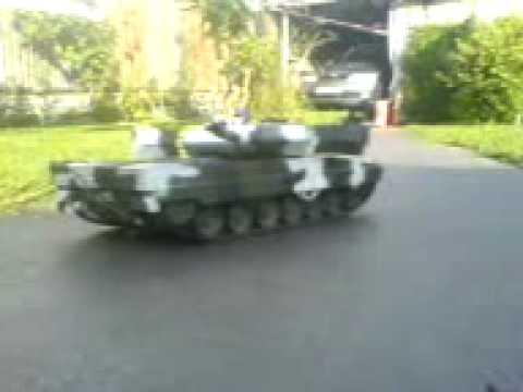 RC tank LEOPARD A6 od VStank