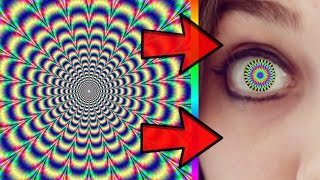 ILLUSION TO CHANGE YOUR EYE COLOR! 99% OF PEOPLE'S EYES WILL CHANGE!