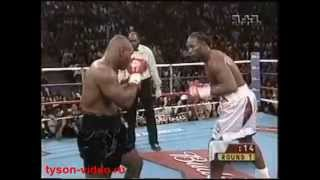 Майк Тайсон - Леннокс Льюис 55 (1) Mike Tyson vs Lennox Lewis БОКС