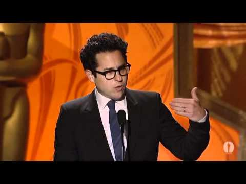 J.J. Abrams on Dick Smith at the 2011 Governors Awards