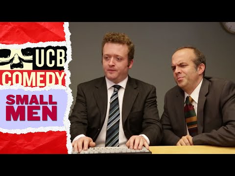 Security Questions: a SKETCH from UCB Comedy