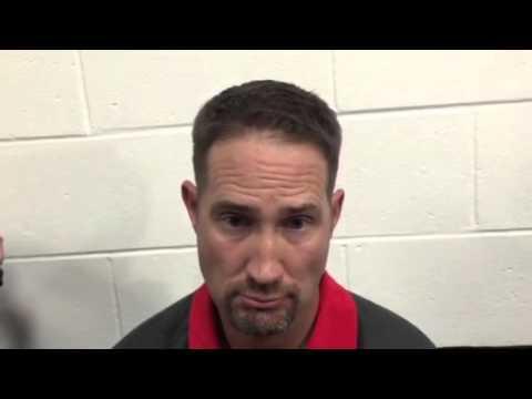 10/31: COACH SCHOTTENHEIMER Post Game vs. Florida