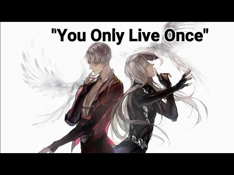 ♪ Nightcore - You Only Live Once [English Ver]
