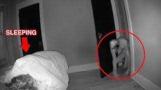 We Found a Stalker in Her Room..