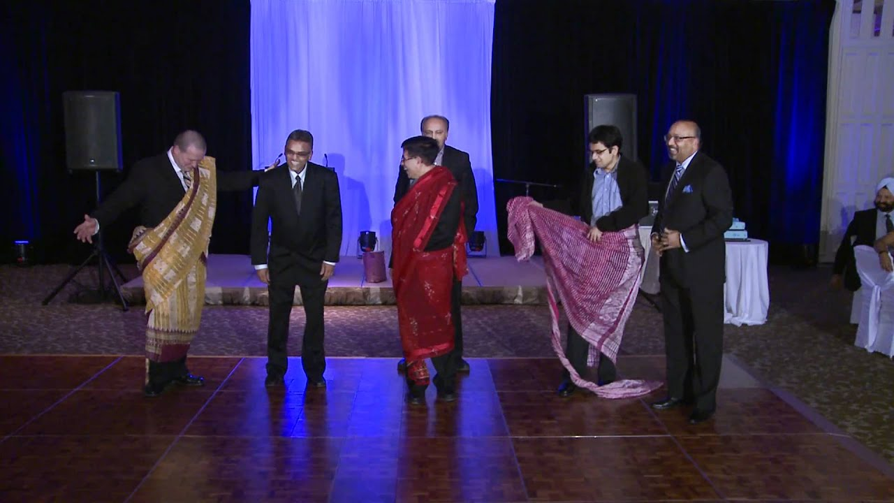 Indian Dress Up Game The 25th Wedding Anniversary At Westin Bristol Place Hotel Toronto Video