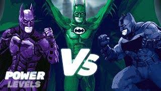 This is the Best Batman to Take Down Joker! | Power Levels