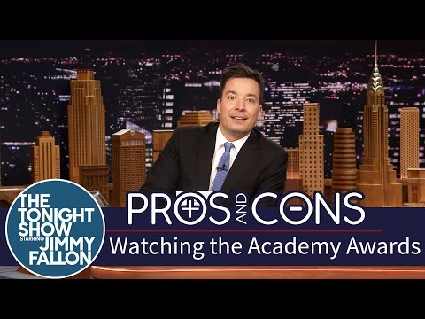 Pros and Cons: Watching the Academy Awards