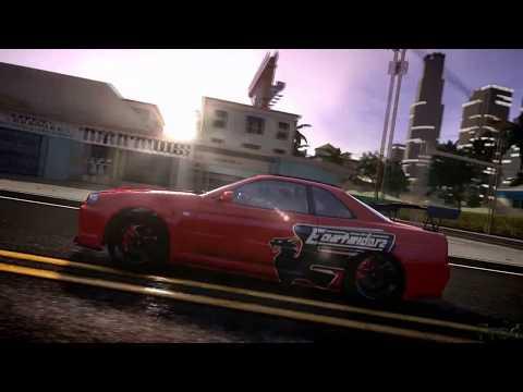 Nissan Skyline GT-R R34 Underground Style
