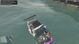 Grand Theft Auto V Funny Clip #6