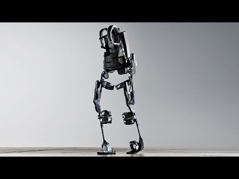 Exoskeletons: Ironman for beginners [HD] Download This Show, ABC RN