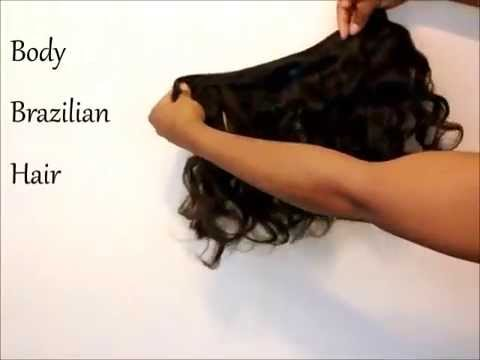 Pronto Quick Weave Wig Tutorial   Body Brazilian Hair/Ife Kiora   Hair/Skincare Review
