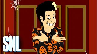David S. Pumpkins Is His Own Thing - SNL