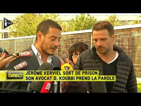 Jérôme Kerviel est sorti de prison